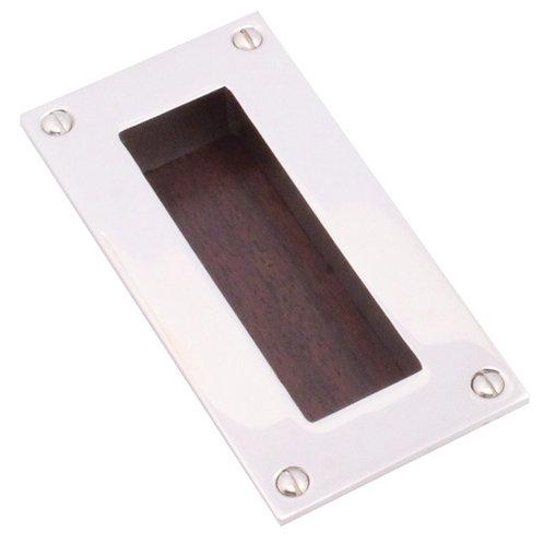 Flush Pull Handle - 102 x 51mm