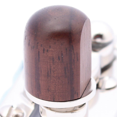 Claw type sash fastener locking dome
