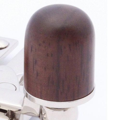 Quadrant arm type sash fastener, dome