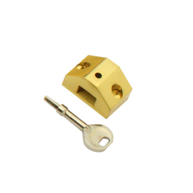 Lock to suit espagnolette bolt