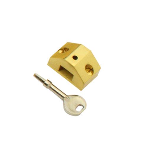 Lock to suit espagnolette bolt
