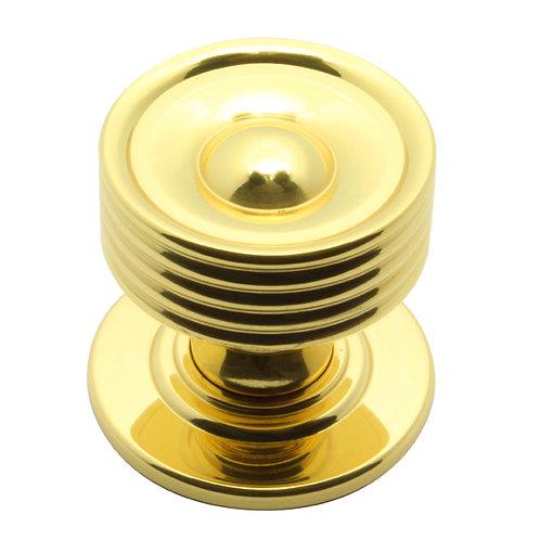 Mortice knob
