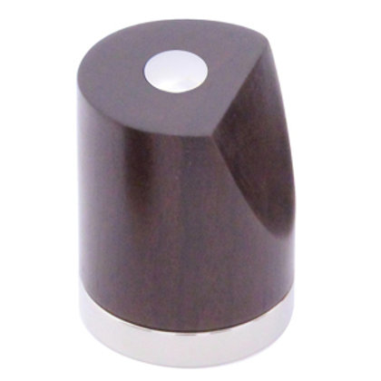Mortice Knob - Cylindrical with disc