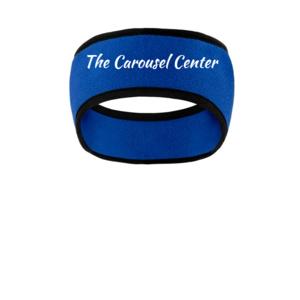 The Carousel Center Fleece Headband