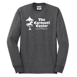The Carousel Center Long Sleeve T-Shirt