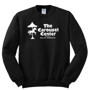 The Carousel Center Crewneck Sweatshirt