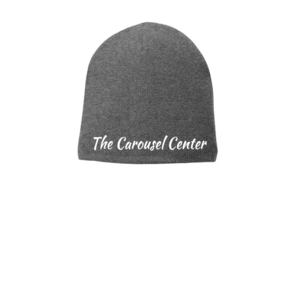 The Carousel Center Fleece-Lined Beanie Cap
