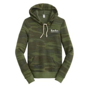 Ladies' Eco-Fleece Pullover Hoodie