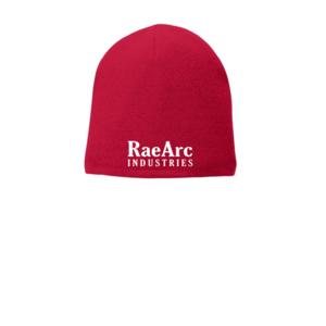 RaeArc Industries Fleece-Lined Beanie Cap