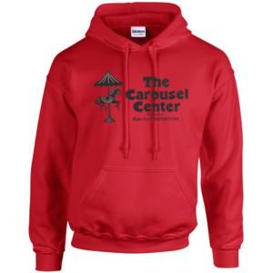 The Carousel Center Hooded Sweatshirt