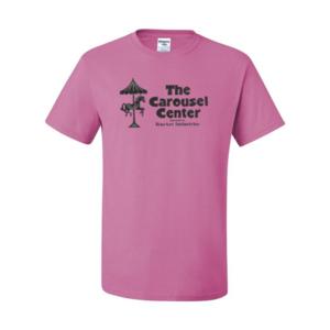 The Carousel Center Short Sleeve T-Shirt