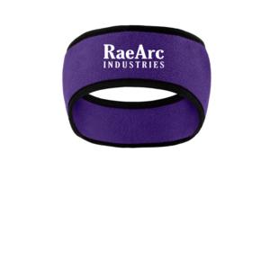RaeArc Industries Fleece Headband