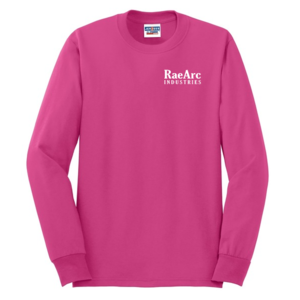 RaeArc Industries Long Sleeve T-Shirt