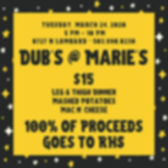 Dub's Fried Chicken Fundraiser March.png