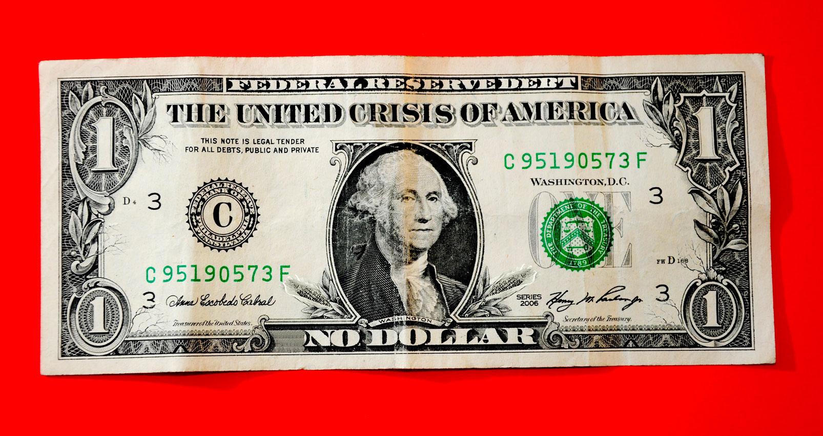 Dólar alterado