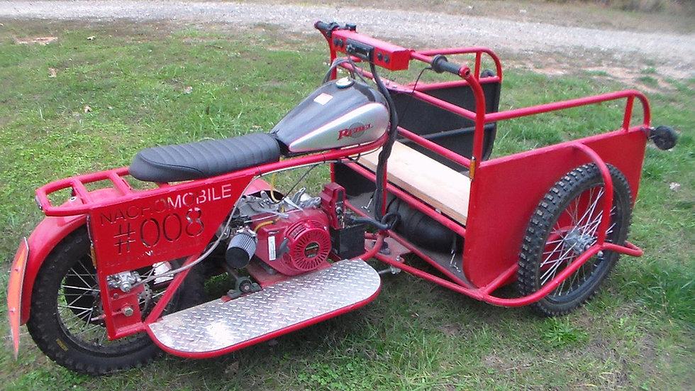 Nachomobile #008 (Kart-Bike)