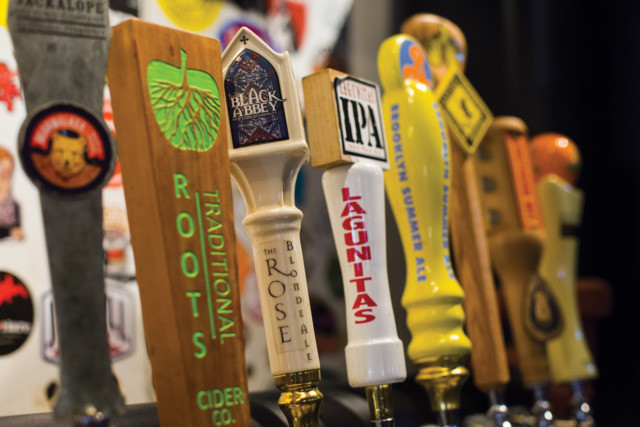 Keen Competition for Taps Isn't Slowing Nashville's Craft Beer Explosion