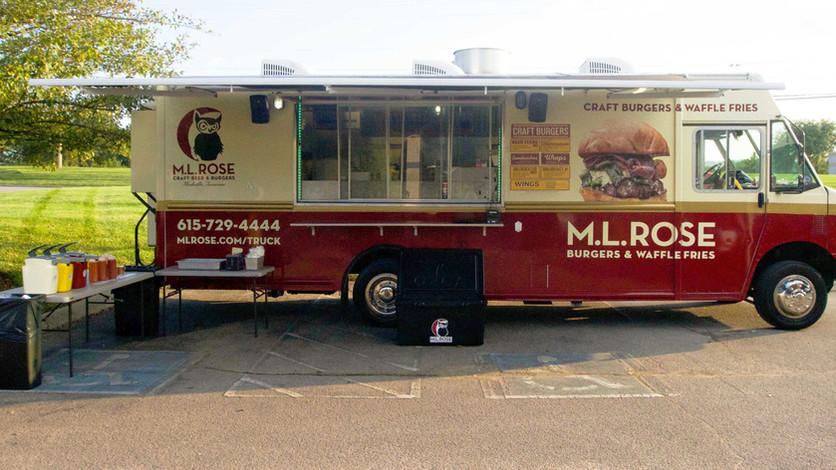 Well-Known Nashville Restaurateur Readies His 1st Food Truck