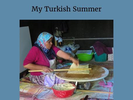 Cheese for Breakfast: My Turkish Summer due November 2020