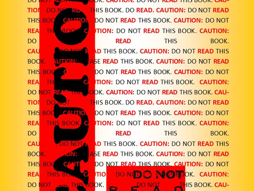 Caution: Do Not Read This Book!
