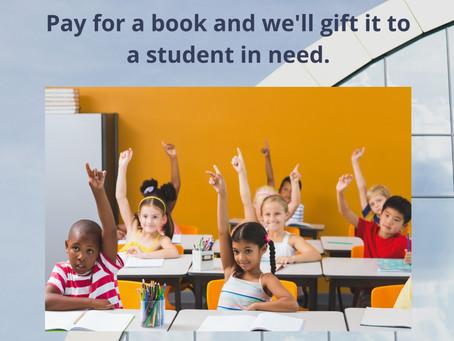 Donors Gift Coronavirus Books to Children