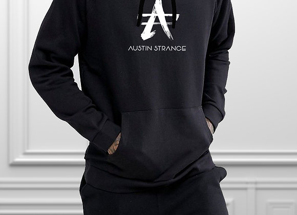 Austin Strange Black Hoodie