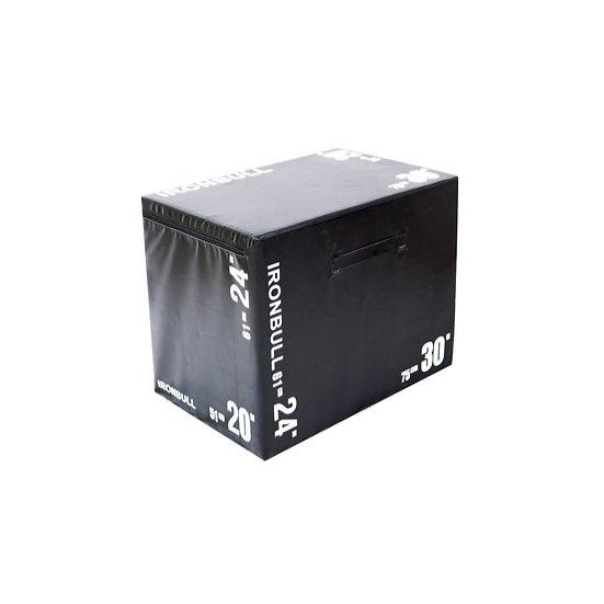 Apollo Iron Bull 3-in-1 Soft Ultra Dense Foam Plyo Box