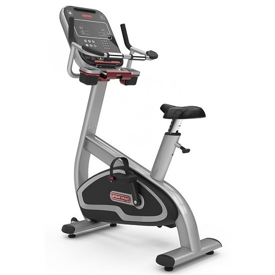 Star Trac 8 Series Commercial Upright Bike
