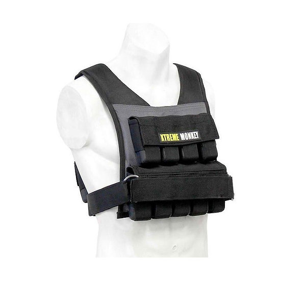 Xtreme Monkey 35lb Adjustable Commercial Weight Vest