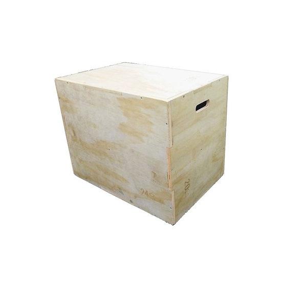 Apollo 3-in-1 Wooden Plyo Box