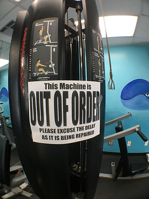 California Gym Repair