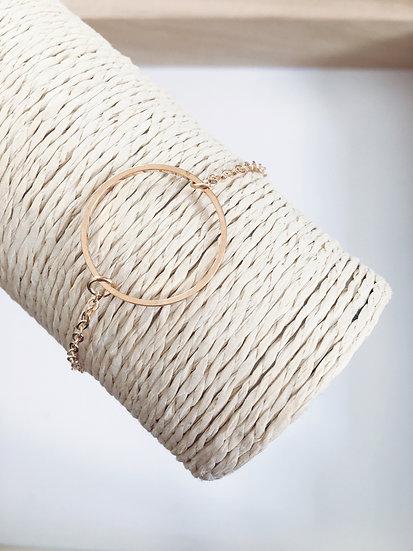 Bracelet isabelle doré - argenté