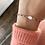 Thumbnail: Bracelet orangea - plaqué or
