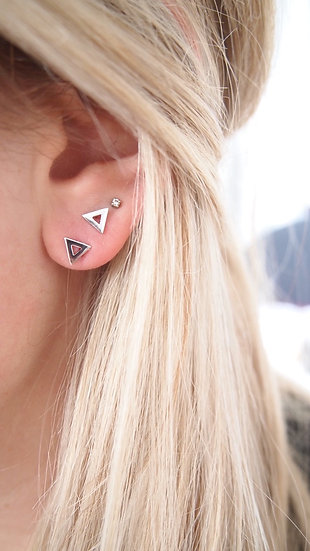 B.0 triangle - Argent 925