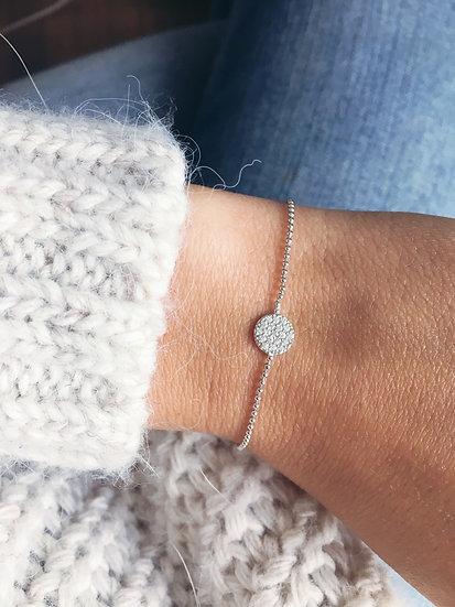 Bracelet rond Argent 925