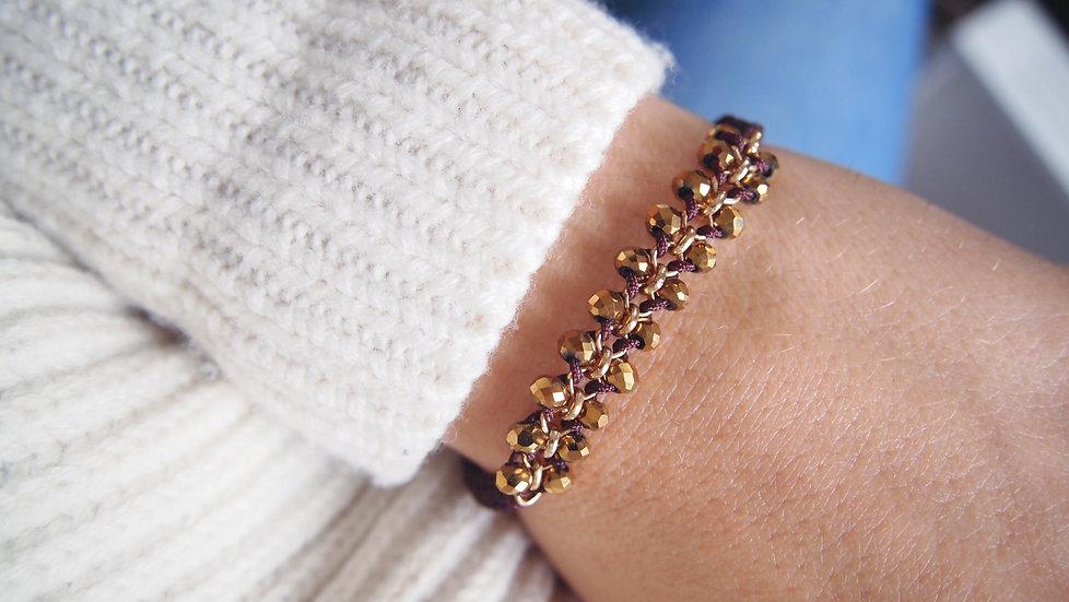 Bracelet de perles Marrana