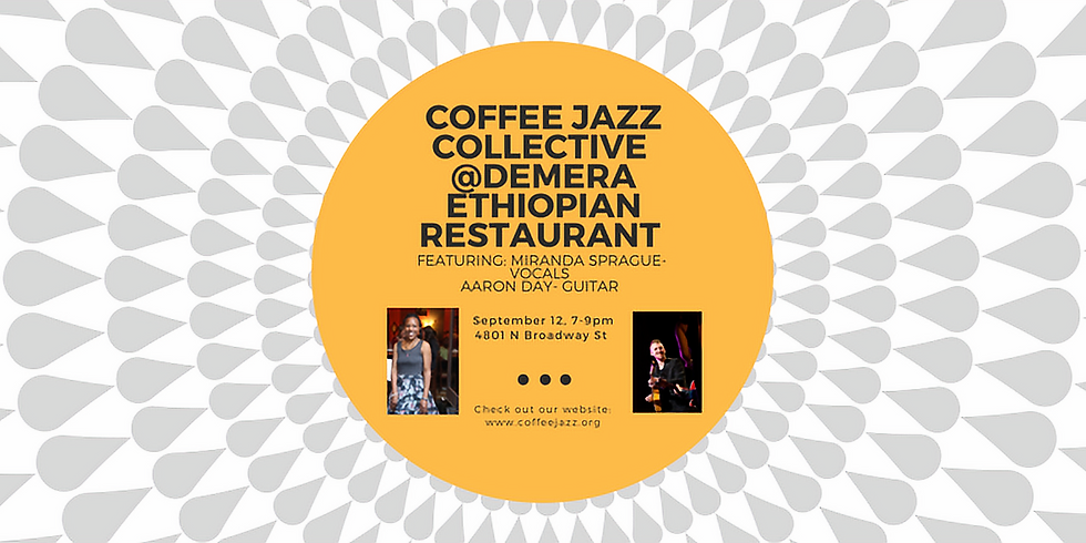 Coffee Jazz Collective @Demera (1)