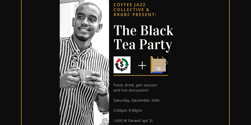 The Black Tea Party