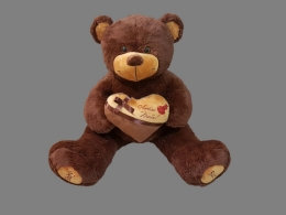 "Медведь "" Барри"" 80см"