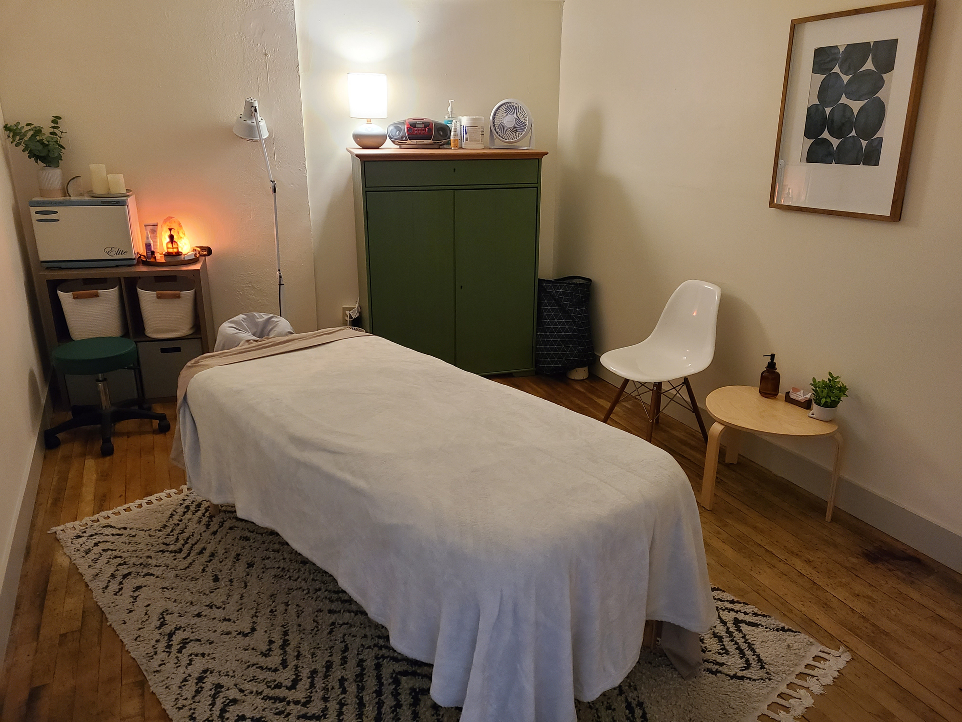 60 Minute Relaxation Massage