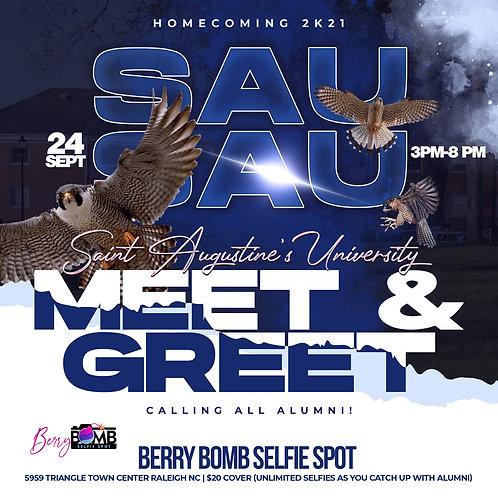 Saint Augustine's University Meet & Greet