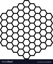 hexagon-pattern-field-black-outline-vect