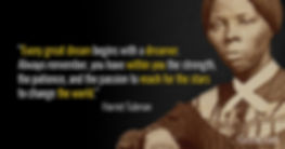 Harriet-Tubman-quote-great-dream-change-