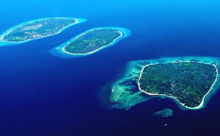 Romantic getaway to the perfect island.