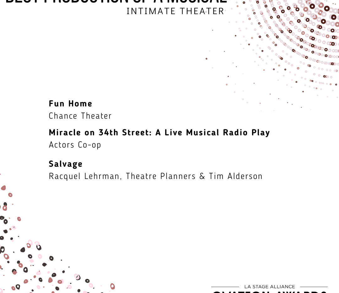 OA31_ Best Production of a Musical Intim
