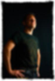 Manuel Stiglmeier - Gitarrist und Sänger der Band RYAN EDEN