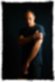 Karl Augenstein - Keyboarder und Sänger der Band RYAN EDEN