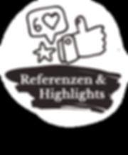 referenzen und highlights olmfätt