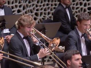 Daniel auf Sommertournee mit dem Gustav Mahler Jugendorchester