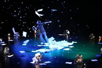 Murmur - Linbury Theatre - 2014